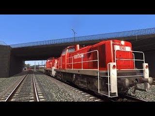 LET`S PLAY Train Simulator 2014 / Wenn Lennart irgendwie abwesend ist / Mit der BR294 auf der IKB