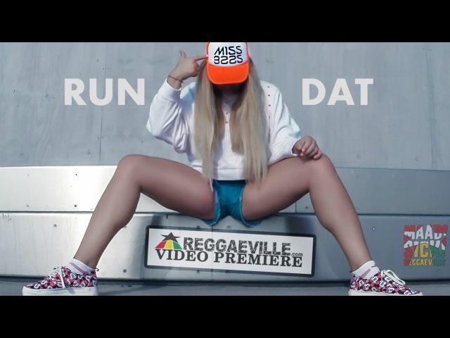 Miss Baas - Run Dat [Official Video 2015]