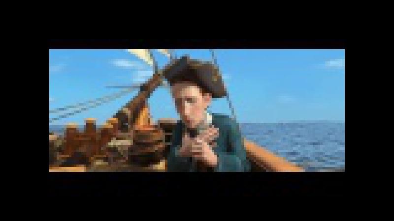 Робинзон Крузо Очень обитаемый остров Robinson Crusoe HDRip iTunes