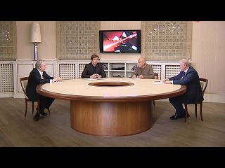Круглый стол в студии «Новая «холодная война» («Совершенно секретно», 18-02-2015)