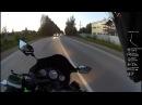 Неправильный вход в поворот | Wrong entry in turn