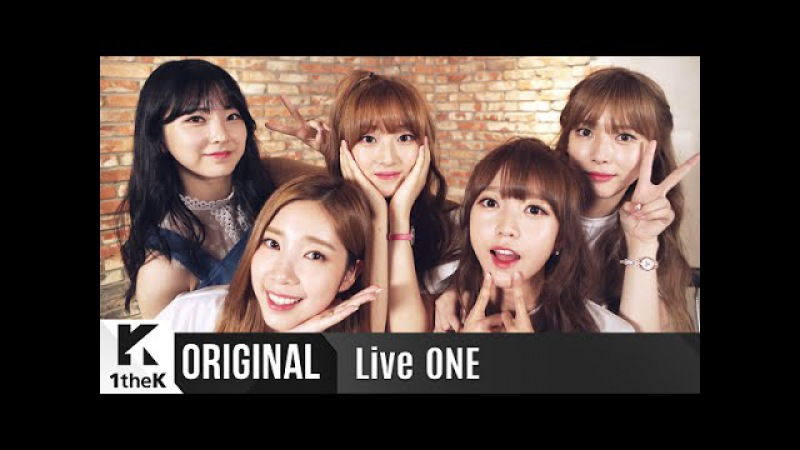 Live ONE(라이브원) Full ver: I.B.I(아이비아이)_Exciting Debut of the Five Lovely Girls_MOLAE MOLAE(몰래몰래)