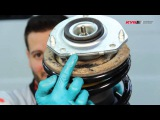 FIAT Ducato CITROEN Jumper PEUGEOT Boxer - FRONT - Передние амортизаторы KYB установка