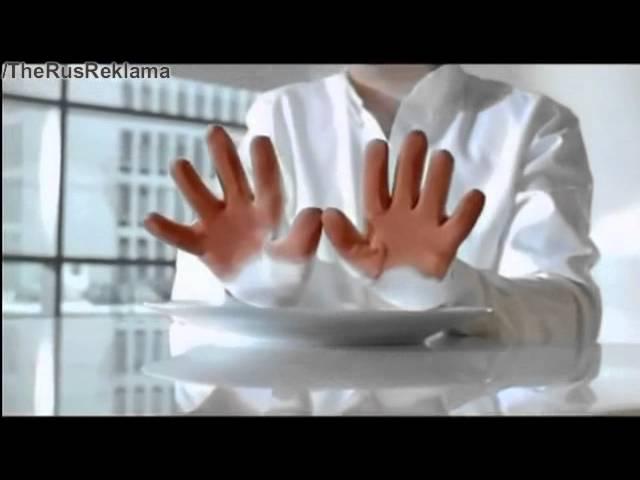 Реклама Ариэль 5 звезд Тест белыми перчатками