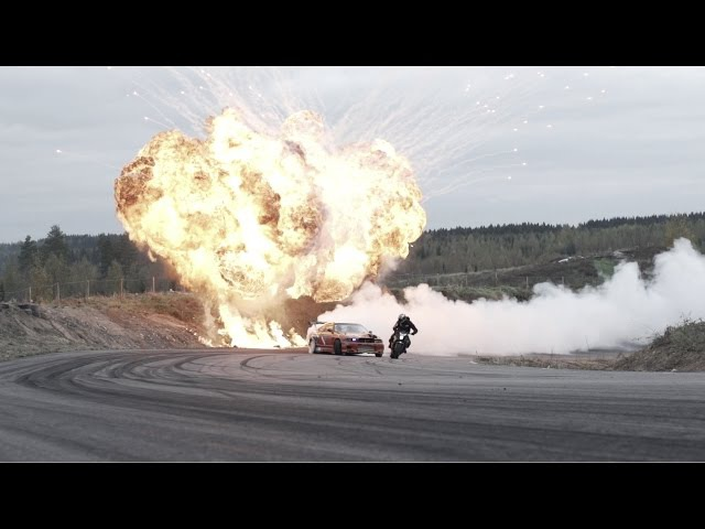 StuntFreaksTeam - Channel Trailer