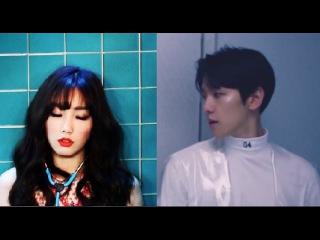EXO/SNSD - Lucky One/Mr Mr MASHUP [by RYUSERALOVER]