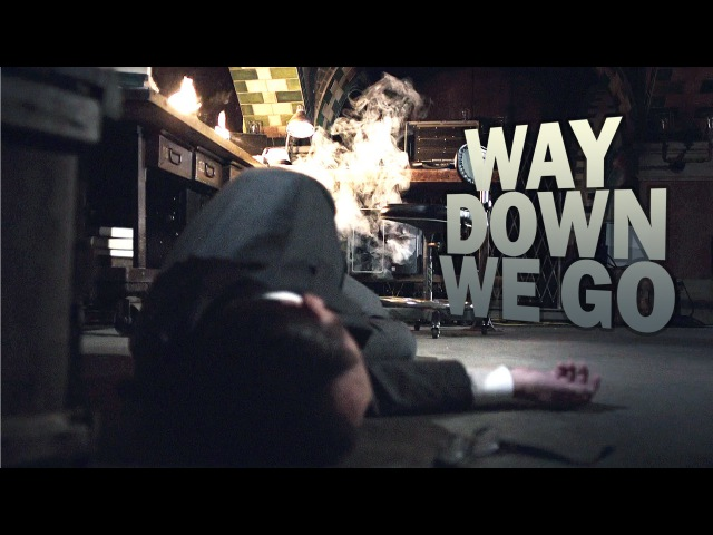 Person of Interest || Way down we go