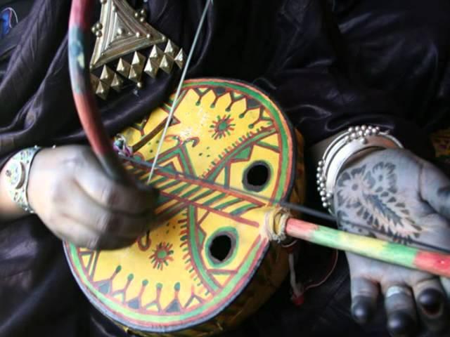 Sahara algerie musique par chikh alla