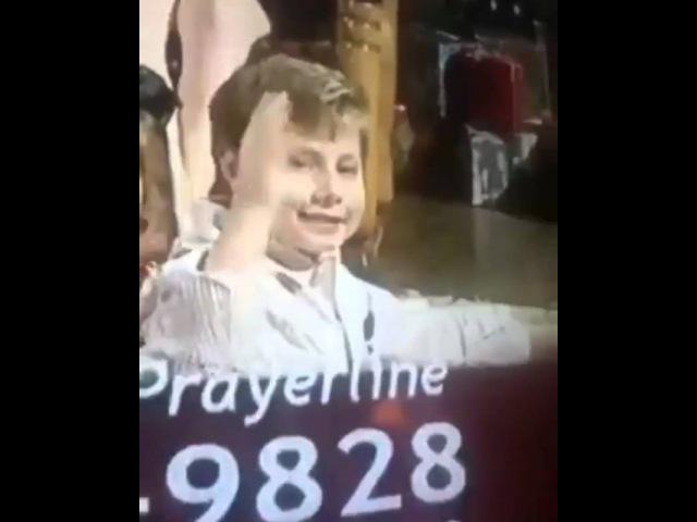 Little Kid Hits The Dab in Church (ORIGINAL)