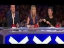 Matt Bellamy Britains got talent spoof Muse