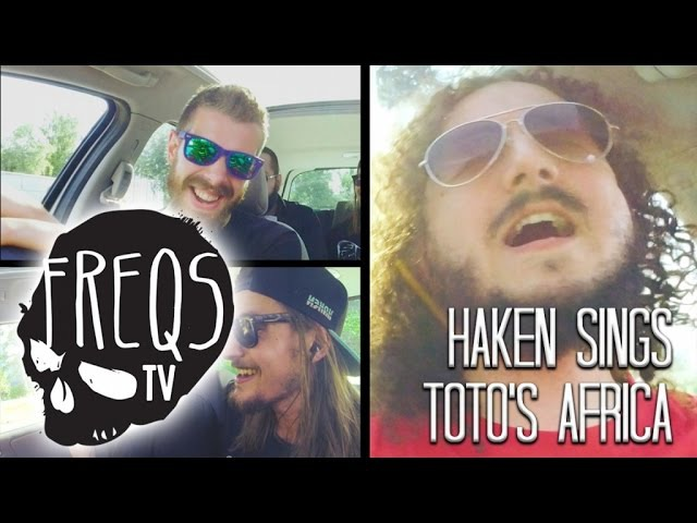 THE BEST ACAPPELLA VERSION OF TOTOS AFRICA!! Auto-Cappella with Haken