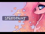 Starchild Pinkamena -Mlp speedpaint
