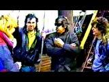 КРИСТИНА Corp. (снег на розах) КЛИП с музыкантами группы