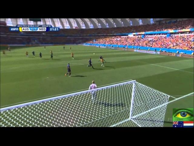 Tim Cahill World Cup Screamer vs. Netherlands