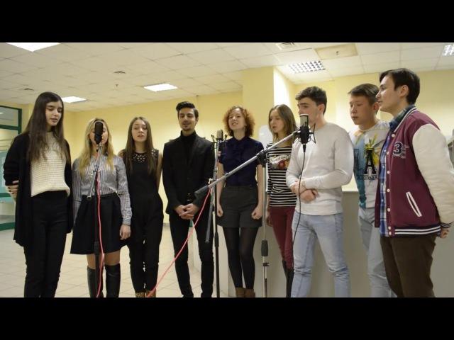 Acapella-StuDos -I need your love (Pentatonix cover)