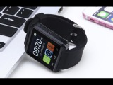 U8  смарт часы за 10$   Smart Watch U8  for IOS Android phone
