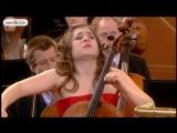Даниэль Баренбойм и Алиса Вейлерштейн исполняют Вагнера, Эльгара и Брамса