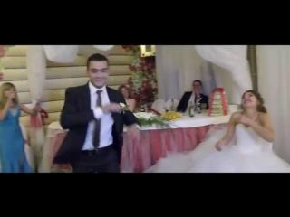 Ведущая Юлия Фиалковская - Свадьба 03.10.14