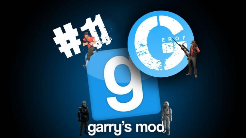 Garry's Mod с Героем 11 Смешные моменты (it Horror)