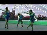 шоу-балет AMBA(ANTRE,SALSA)