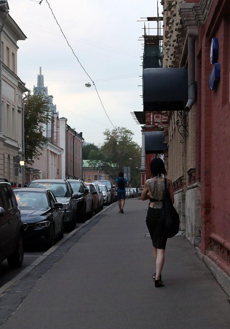 Ксения Partizan, Москва - фото №1