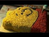 Детский Торт Винни-Пух - 640x480
