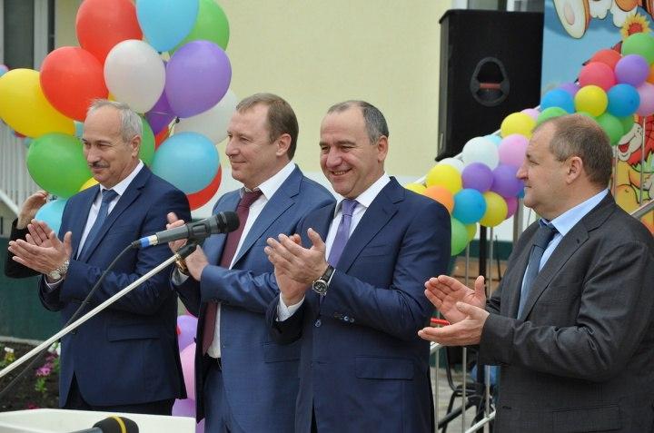 В Черкесске открылся новый современный детский сад