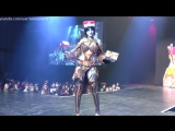 Cosplay Lineage II, Dark Elf (AVA Expo 2015)Это все спик