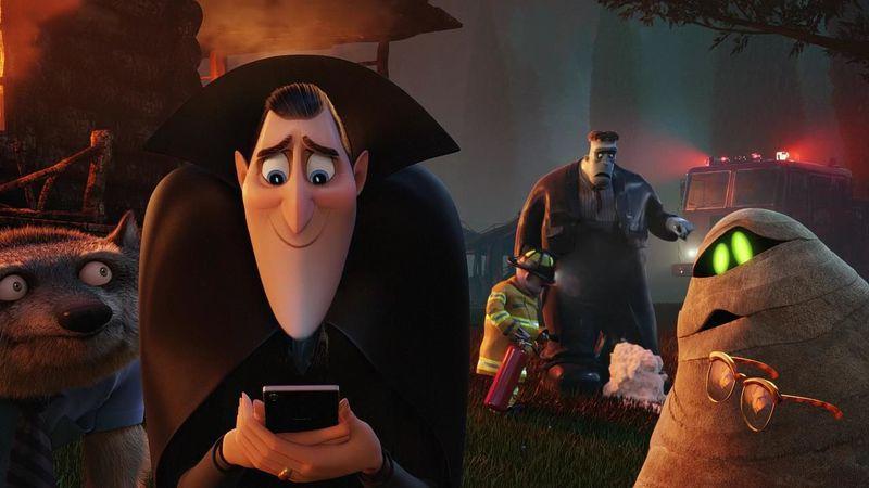 Монстры на каникулах 2 / Hotel Transylvania 2 (2015) BDRip 720p 60 fps скачать торрент