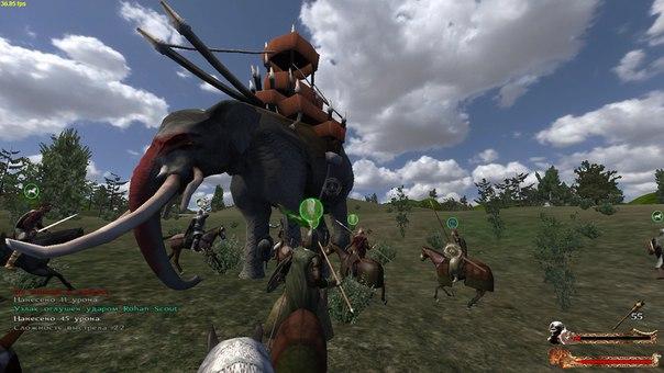 mount and blade warband скачать
