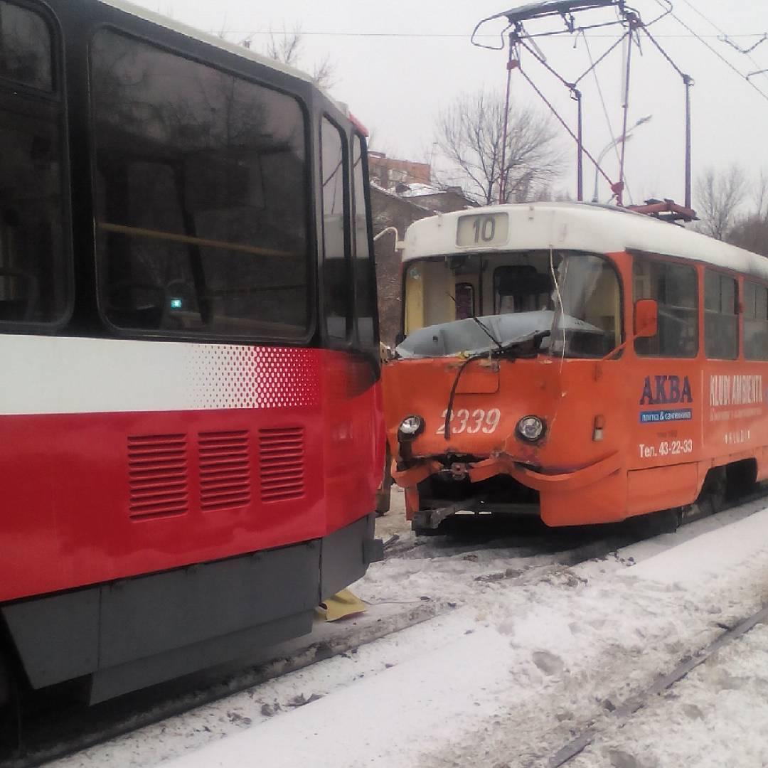 Про трамваи и иронию судьбы