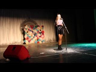 Анна Панчина (клуб поэтов черноморки)