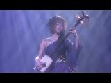 [LIVE-1080p] Wagakki Band - JONGARA (Shamisen solo) + Yoshiwara Lament (Nippon Budokan 2016)