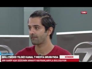 Barun Sobti Canlı Yayın Türkiye | Arnav Hiçbir Şey