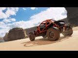 Геймплей Forza Horizon 3 в 4K.
