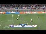 Санфречче Хиросима - Ривер Плейт 0-1 (16 декабря 2015 г, 1/2 финала клубного чемпионата мира)