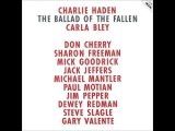 Carla Bley &amp Charlie Haden - The Ballad of The Fallen