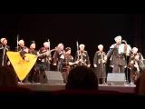Кубанский хор в Уфе 2016. Солист Виктор Сорокин.
