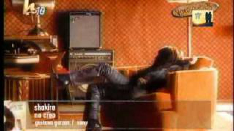 Shakira - No Creo (Video Oficial)