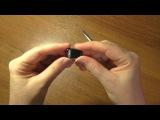 Супер мини флешка USB 8 Гб Очень удобна для автомагнитол Посылки с Алиэкспресс aliexspress Обзор