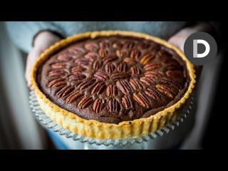 Chocolate Pecan Pie!
