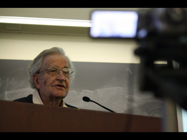Noam Chomsky: What Is Anarchism?