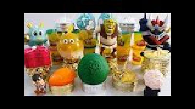Play Doh Surprise Eggs Videos | Play-Doh Surprise Balls | Egg Surprise Toys | Videos For Kids.