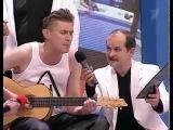 ДЛШ на бенефисе ХАИ - Песня Хулигана
