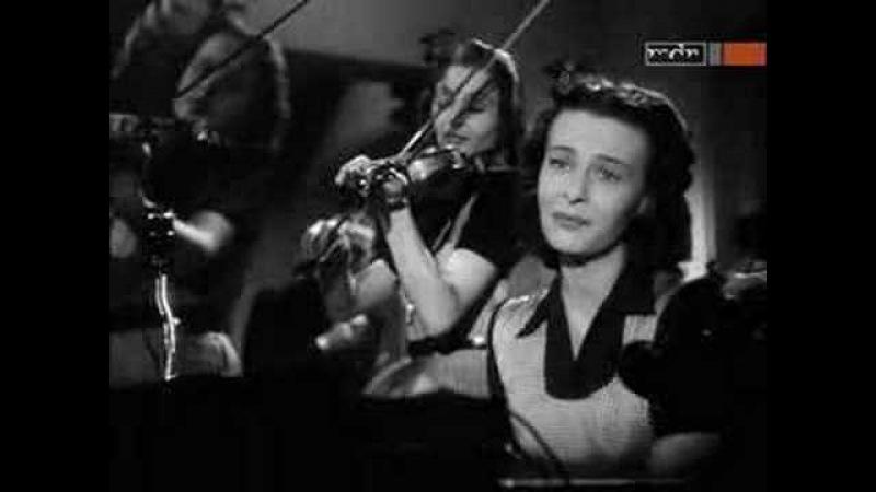 Ilse Werner 1942 Mein Herz hat heut Premiere