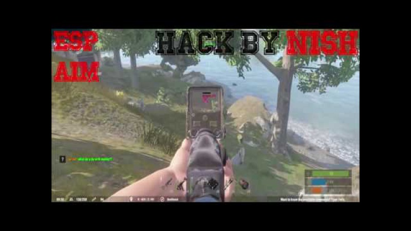 PRIVATE HACK RUST BY NISH