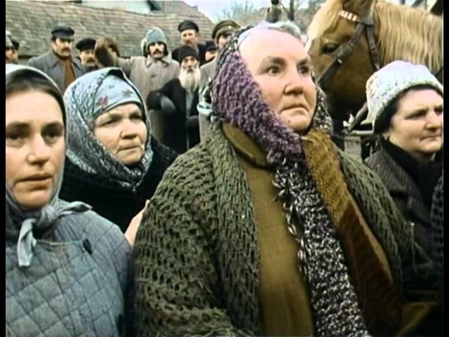 Похождение бравого солдата Швейка 13 серия(ФРГ-Австрия 1972)