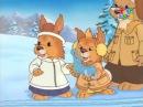 Истории папы Кролика 44 Подарок для дедушки