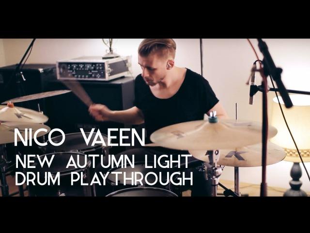 Annisokay - New Autumn Light [Nico Vaeen Drum Playthrough]