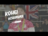 Kohei Uchimura - My Rio Highlights
